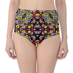 Queen Design 456 High Waist Bikini Bottoms
