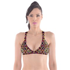 Queen Design 456 Plunge Bikini Top