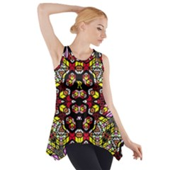 Queen Design 456 Side Drop Tank Tunic