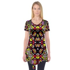Queen Design 456 Short Sleeve Tunic