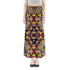 Queen Design 456 Full Length Maxi Skirt
