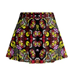 Queen Design 456 Mini Flare Skirt