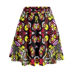 Queen Design 456 High Waist Skirt