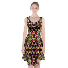 Queen Design 456 Racerback Midi Dress