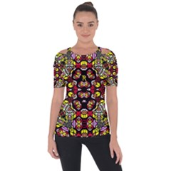 Queen Design 456 Short Sleeve Top