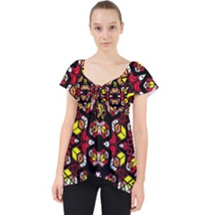 Queen Design 456 Dolly Top