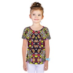 Queen Design 456 Kids  One Piece Tee