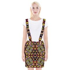 Queen Design 456 Braces Suspender Skirt