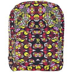 Queen Design 456 Full Print Backpack