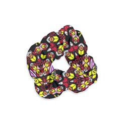 Queen Design 456 Velvet Scrunchie