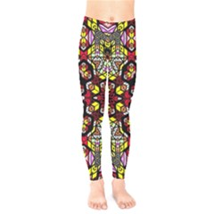 Queen Design 456 Kids  Legging