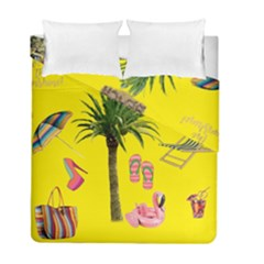 Aloha   Summer Fun 2 Duvet Cover Double Side (full/ Double Size)
