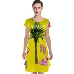 Aloha   Summer Fun 2 Cap Sleeve Nightdress