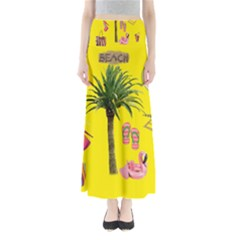 Aloha   Summer Fun 2 Full Length Maxi Skirt
