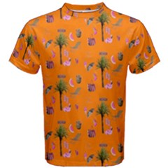 Aloha   Summer Fun 2c Men s Cotton Tee