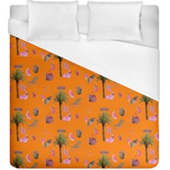Aloha   Summer Fun 2c Duvet Cover (king Size)