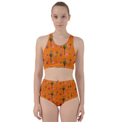 Aloha   Summer Fun 2c Racer Back Bikini Set