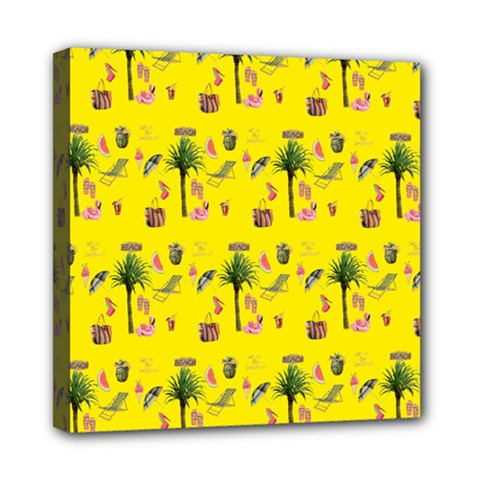 Aloha   Summer Fun 2b Mini Canvas 8  X 8