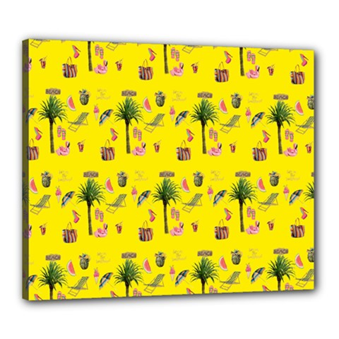 Aloha   Summer Fun 2b Canvas 24  X 20