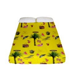 Aloha   Summer Fun 2b Fitted Sheet (full/ Double Size)