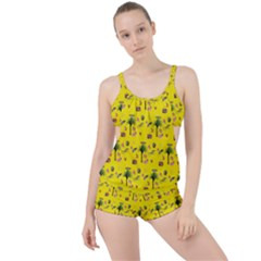 Aloha   Summer Fun 2b Boyleg Tankini Set