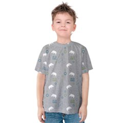 Shave Our Rhinos Animals Monster Kids  Cotton Tee