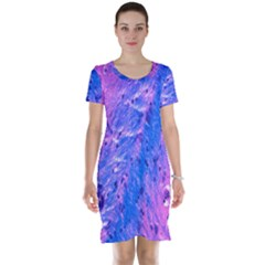 The Luxol Fast Blue Myelin Stain Short Sleeve Nightdress