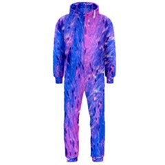 The Luxol Fast Blue Myelin Stain Hooded Jumpsuit (men)