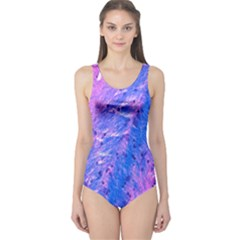 The Luxol Fast Blue Myelin Stain One Piece Swimsuit