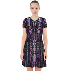 Rainbow Asteroid Pearls In The Wonderful Atmosphere Adorable In Chiffon Dress