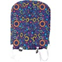70s pattern Full Print Backpack View2