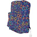 70s pattern Full Print Backpack View3