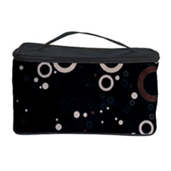 70s Pattern Cosmetic Storage Case