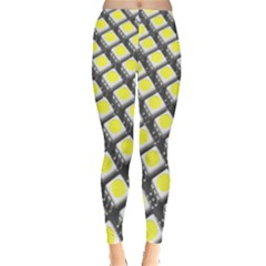 Wafer Size Figure Leggings