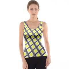 Wafer Size Figure Tank Top
