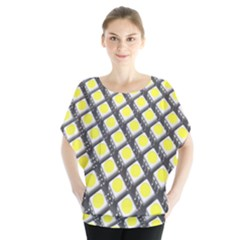 Wafer Size Figure Blouse