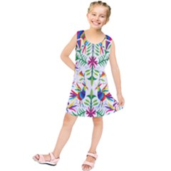 Peacock Rainbow Animals Bird Beauty Sexy Kids  Tunic Dress