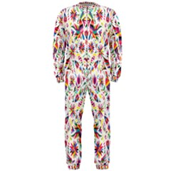 Peacock Rainbow Animals Bird Beauty Sexy Flower Floral Sunflower Star Onepiece Jumpsuit (men)