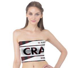 Reality Is Just A Crappy Boring Game Tube Top