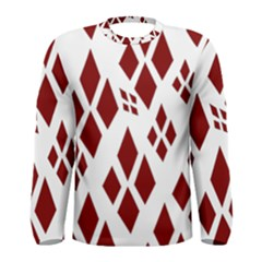 Harley Quinn Men s Long Sleeve Tee