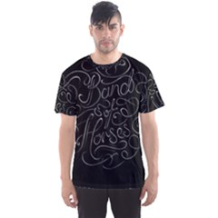 Band Of Horses Men s Sports Mesh Tee