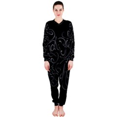 Band Of Horses Onepiece Jumpsuit (ladies)