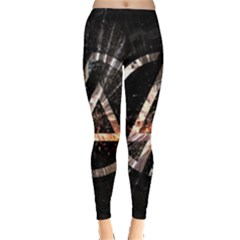 Linkin Park Logo Band Rock Leggings