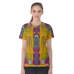 Rainy Day To Cherish  In The Eyes Of The Beholder Women s Cotton Tee