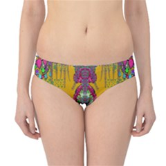Rainy Day To Cherish  In The Eyes Of The Beholder Hipster Bikini Bottoms