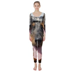 Harlequin Beauceron Long Sleeve Catsuit