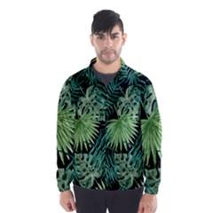 Tropical Pattern Wind Breaker (men)