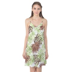 Tropical Pattern Camis Nightgown