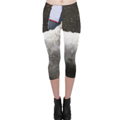 Sealyham Terrier Full 2 Capri Leggings
