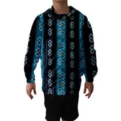 Folklore Pattern Hooded Wind Breaker (kids)